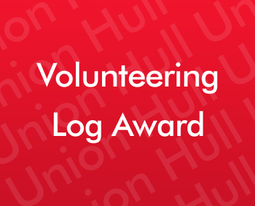 Volunteer Log Award