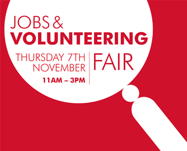 Jobs & Volunteering Fair